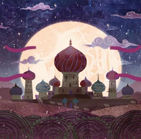 IUS Sisters Arabian Nights