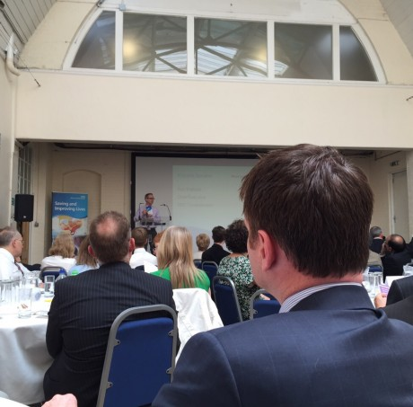 NHSBT Stakeholder Event 2015