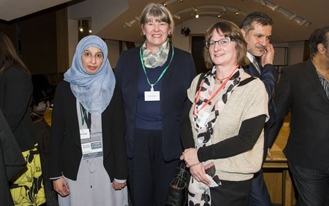 Successful Partnership Praised at Scottish Parliament Event