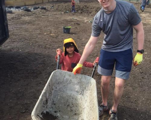 Garden Volunteering – April 2016