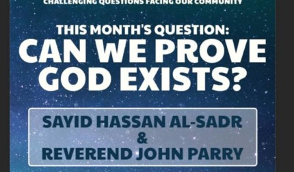 The Paradigm Shift – Can we prove God exists?
