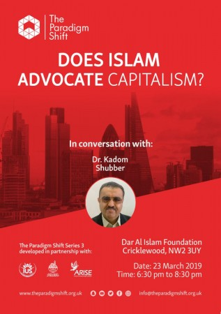 Does Islam Advocate Capitalism?