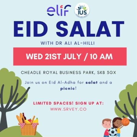 Eid Al-Adha Prayer