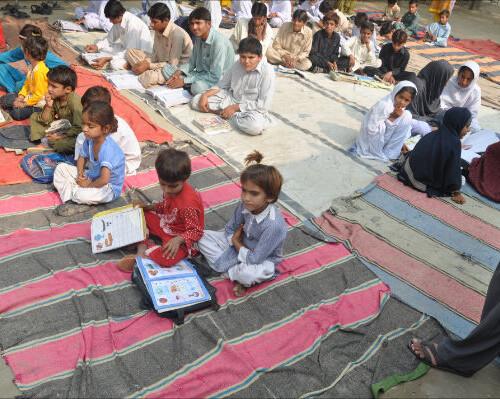 Al-Qaim School November 2012