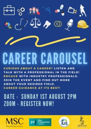 Career Carousel