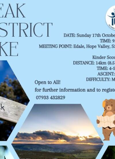Peak District Hike !