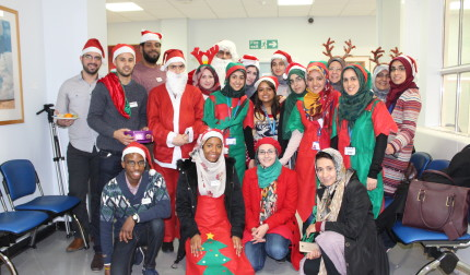 Gifts with Love to the Elderly this Christmas