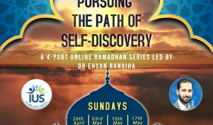 PURSUING THE PATH OF SELF-DISCOVERY (ONLINE 4 PARTS)