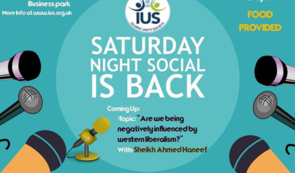 SNS IS BACK – Topic: Are we being negatively influenced by Western liberalism?