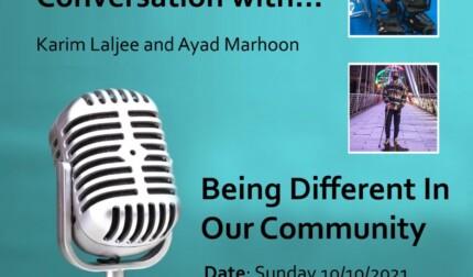 VOU In Conversation With … Kareem Laljee & Ayad Marhoon