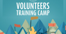 IUS Volunteers Training Camp