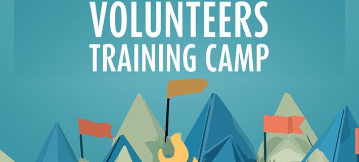 IUS Volunteers Training Camp