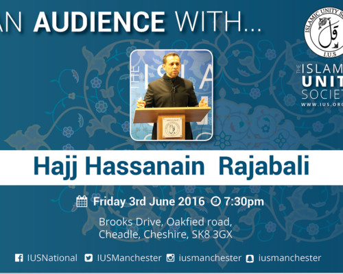 An Audience with Hajj Hassanain Rajabali