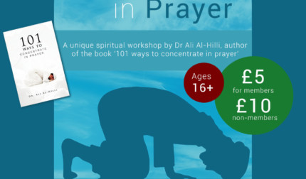 Workshop: Achieving Reverence in Prayer