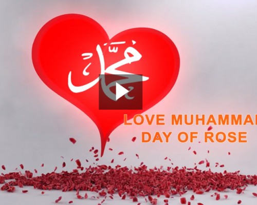 Love Muhammad Roses Campaign