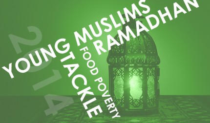 Young Muslims tackle food poverty as holy month of Ramadhan begins