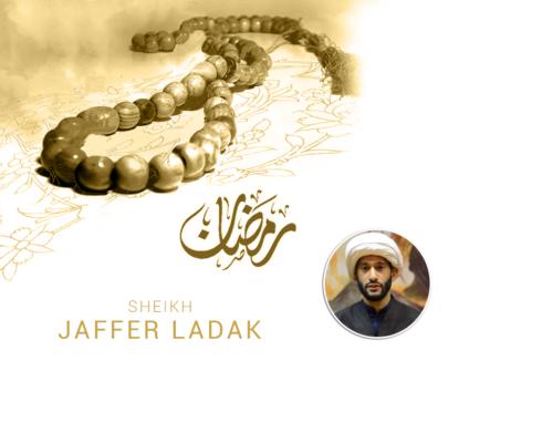 Ramadhan Majaalis 2016 – Sheikh Jaffer Ladak
