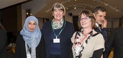 Successful Partnership Praised at Scottish Parliament Event
