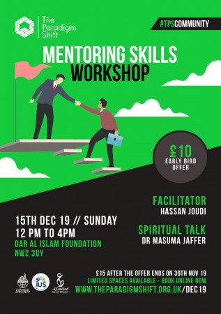 Mentoring Skills Workshop (London)